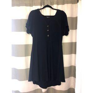Charlotte Russe adorable navy dress!